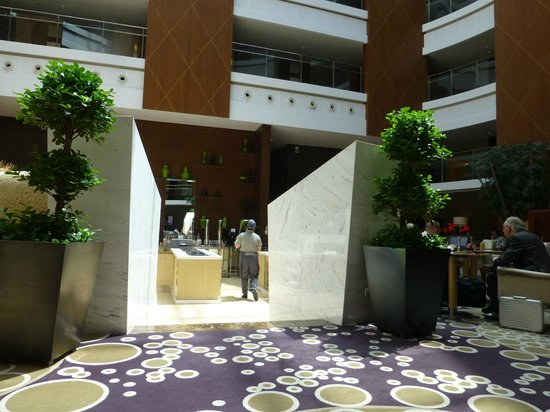 Hilton Beijing : Executive Tower