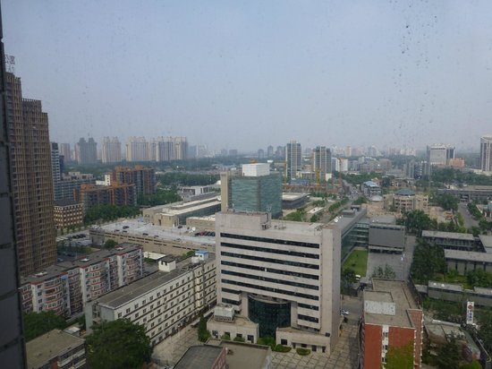 Hilton Beijing: View from the room