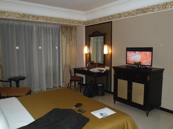 Sheraton Mustika Yogyakarta Resort and Spa : Room