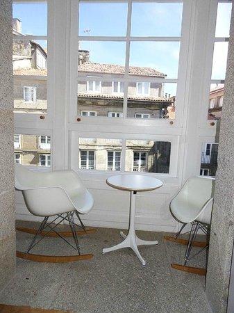 Hotel Pazo de Altamira: galeria de la habitación
