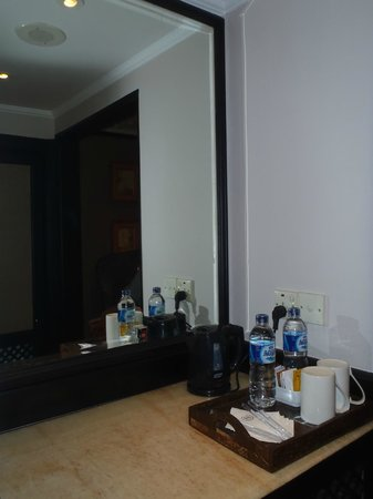 Sheraton Mustika Yogyakarta Resort and Spa: Room