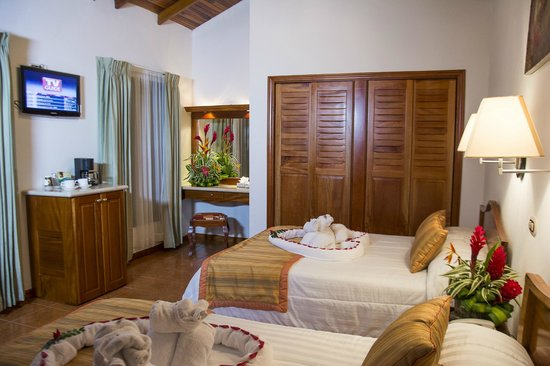 Arenal Paraiso Hotel Resort & Spa: Superior Room