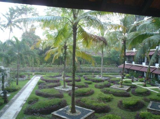 Sheraton Mustika Yogyakarta Resort and Spa: View