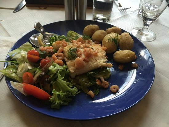 Svea Cafe and Restaurant: Cod