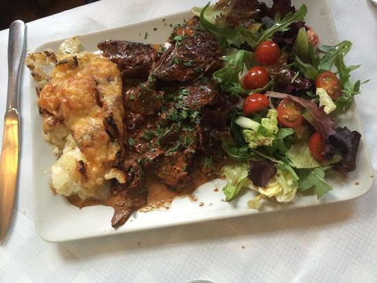 Svea Cafe and Restaurant: beef