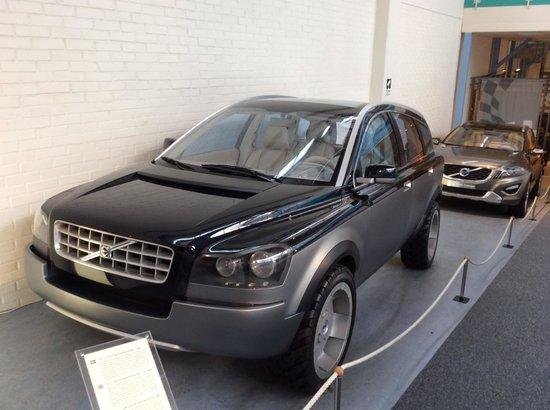 Volvo Museum: концепт