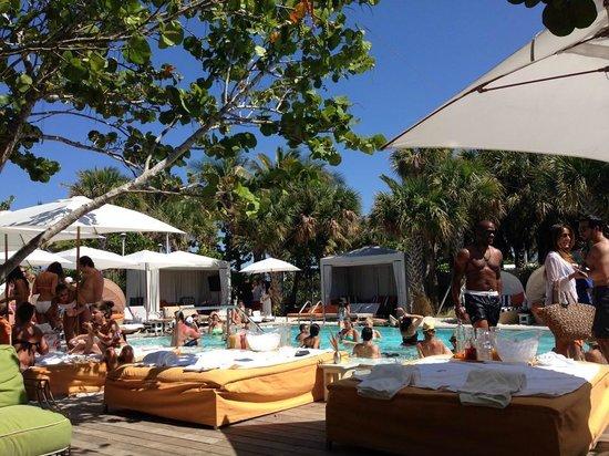 The Redbury South Beach Sls Pool Party