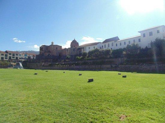 Convento de Santo Domingo: Templo del Sol