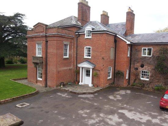 Elm Lodge: main house