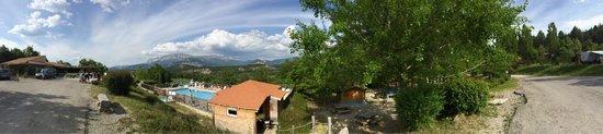 Camping Le Couriou : Panorama