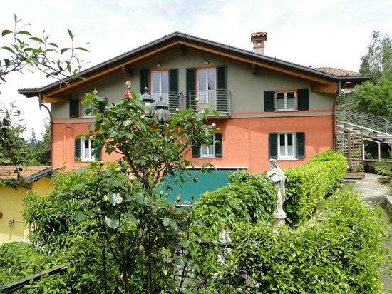 Antica Residenza I Ronchi di Bellagio: Вилла