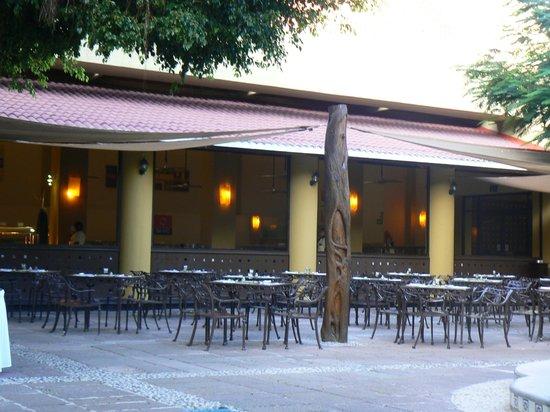 Viva Wyndham Azteca : Ristorante