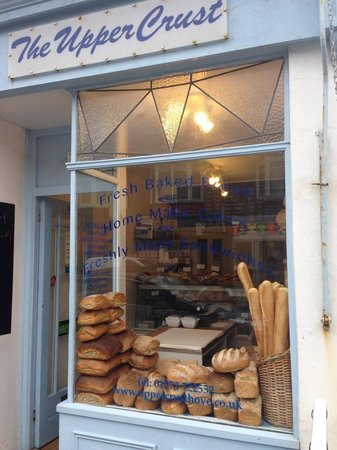 The Upper Crust Bakery Hove Ltd