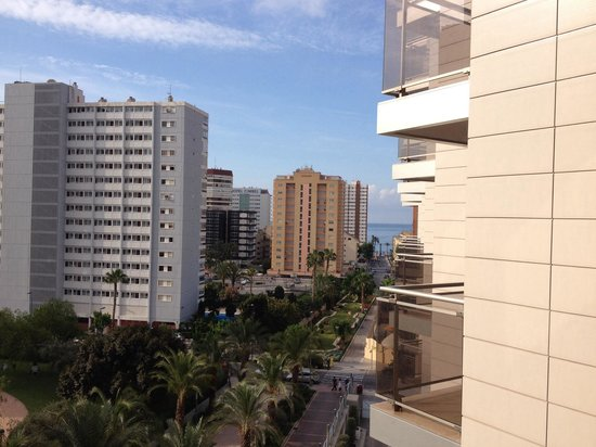 Sandos Monaco Beach Hotel & Spa: View from 5th floor balcony