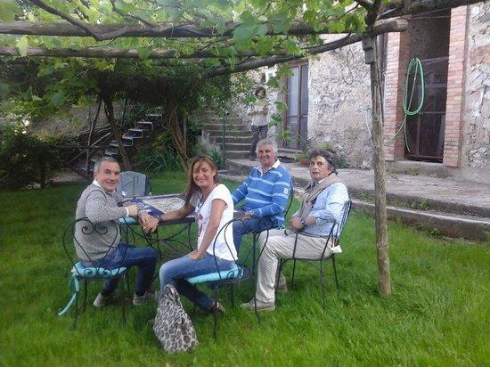 Il Melograno in Costa d'Amalfi: Noi