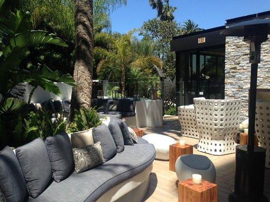 Hotel La Jolla, Curio Collection by Hilton: Bar area