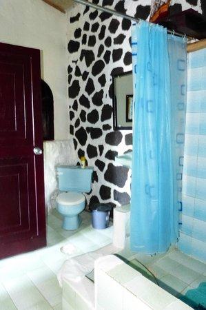 El Castillo Galapagos: Baño