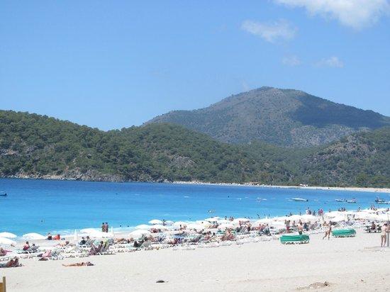 NOA Hotels Oludeniz Resort Hotel: Beach