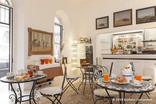 Villa Pirandello: Bar Lounge