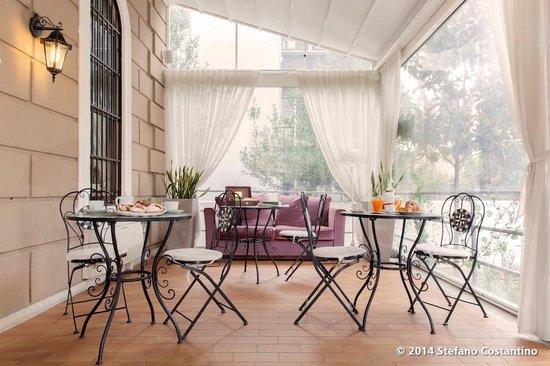 Villa Pirandello: Terrazza