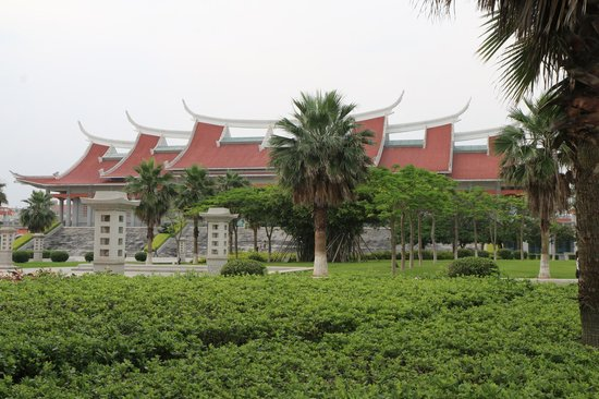 Xiamen Jimei Jiageng Park: Tan Kah Kee Memorial Hall