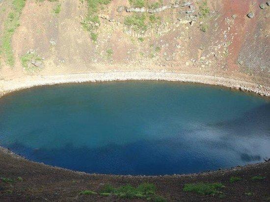 Kerid Crater: Фото