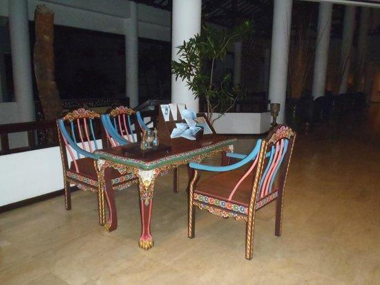 Club Bali Mirage : Entrance