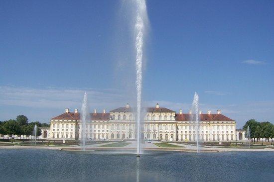 Schloss Schleissheim: Новый замок