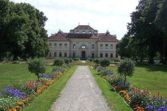 Schloss Schleissheim: Дворец Люстхайм