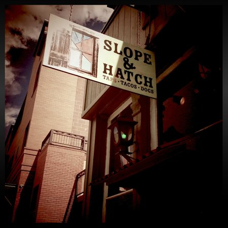 Slope & Hatch : Best food in Glenwood Springs