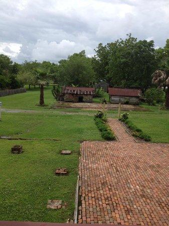 Laura: A Creole Plantation: Outside at Laura Plantation
