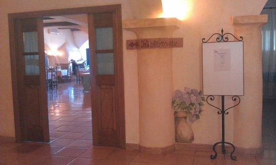 Airone Hotel: restaurant