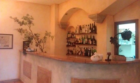 Airone Hotel: bar