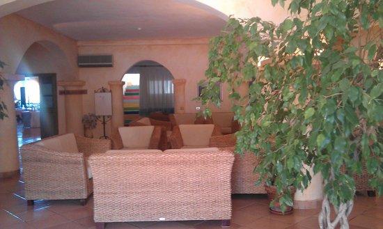 Airone Hotel: lobby