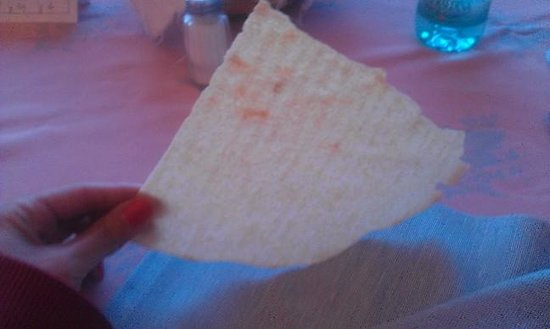 Airone Hotel: sardinian bread