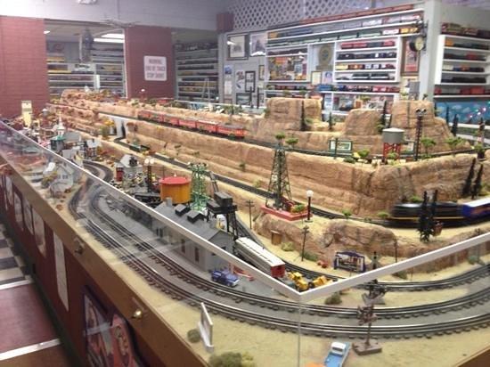 Big River Train Town: Train Town