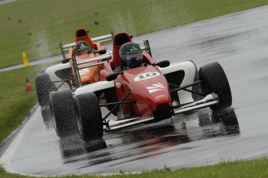 Silverstone Single Seater Experience Seat