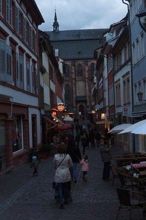 Trattoria Toscana: Altstadt