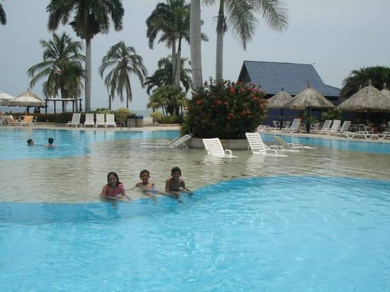 Zuana Beach Resort: EN LA ISLA
