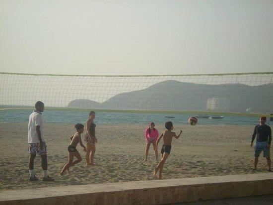 Zuana Beach Resort: JUEGOS