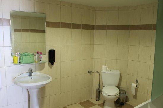 Eurohotel Katrin Suites: Bathroom