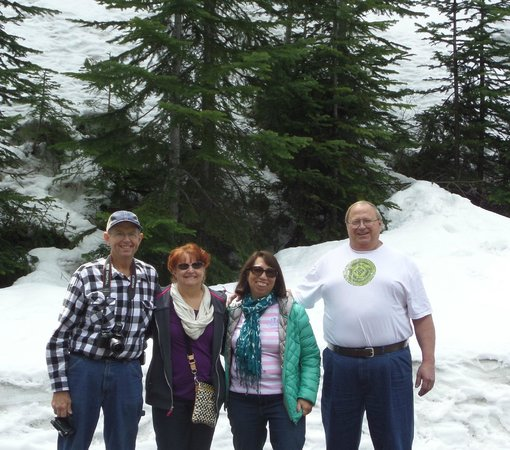Mount Rainier : Great trip.