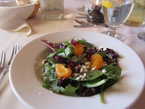 Twine Loft: Appetizer-salad