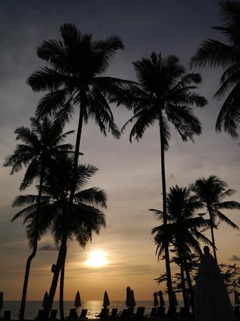 JW Marriott Khao Lak Resort & Spa : Stunning sunsets