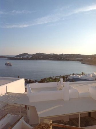 Santa Marina - A Luxury Collection Resort: view from the room