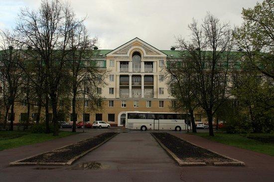 Volkhov Hotel: Гостиница