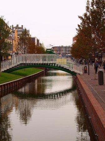 Inntel Hotels Amsterdam Zaandam : Nice walking area