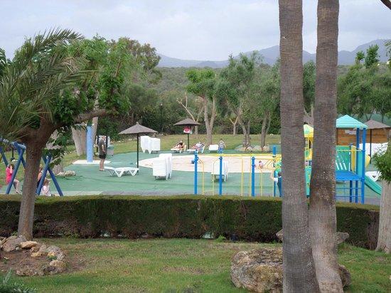 Club Cala Romani : Park