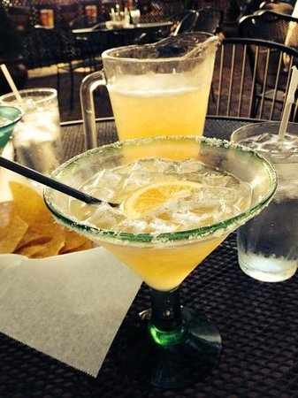 Pablo's Mexican Cuisine: 1800 Margarita Pitcher