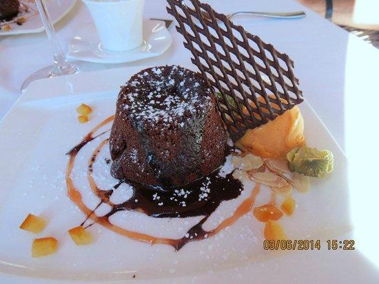 Vall de Cavall : le fondant au chocolat